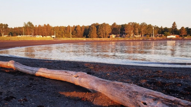 plage chalets et camping du ruisseau rouge