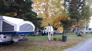 sites e camping 2 services isle-aux-coudres
