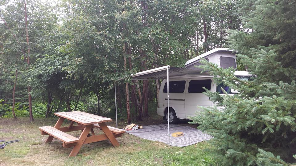 camping ile aux coudres