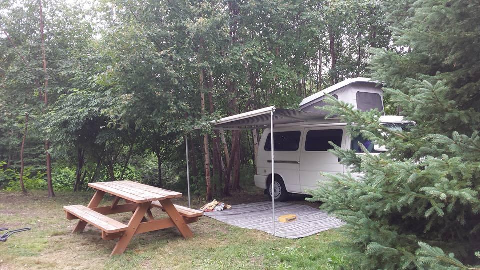 camping sans service en motorisé camping du ruisseau rouge