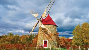 Moulin isle-aux-coudres