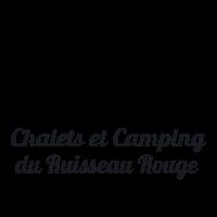logo chalets et camping du ruisseau rouge